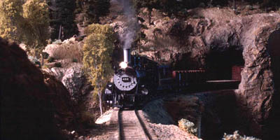How To Model Railroad Photography